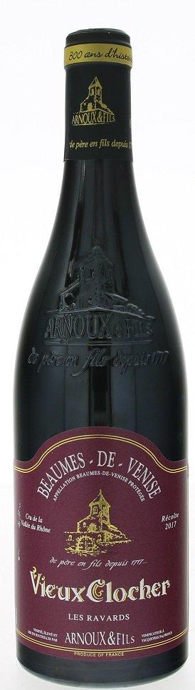 Arnoux & Fils Vieux Clocher, Beaumes de Venise 0,75L, AOC, r2017, cr, su
