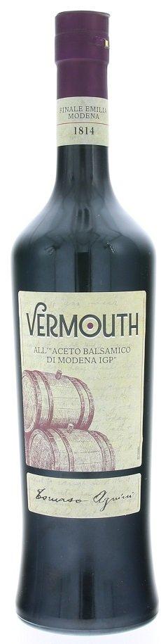 Casoni Vermouth aceto balsamico di Modena IGP 18% 0,75L, fortvin, cr