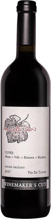 Mrva & Stanko Winemaker's Cut Cuvée Hron-Váh-Rimava-Rudava 0,75L, r2017, ak, cr, su