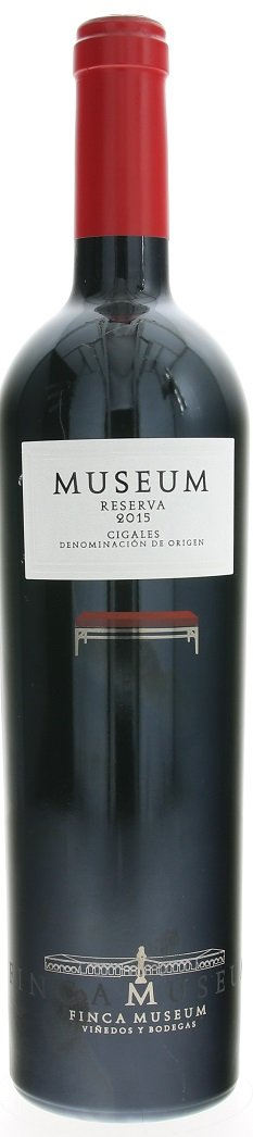 Museum Reserva 0,75L, DO, r2015, cr, su