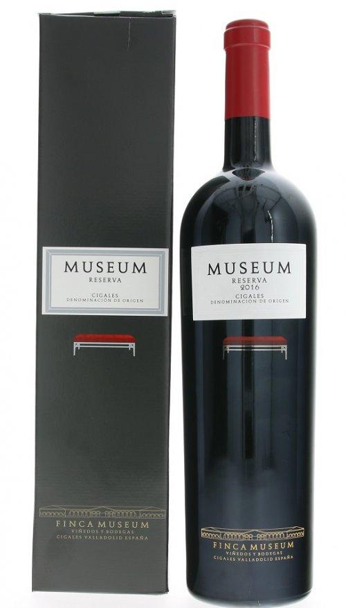 Museum Reserva 1,5L, DO, r2016, cr, su, DB