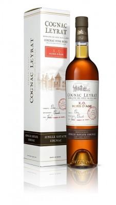 Leyrat Cognac XO HORS D´AGE 40% 0,7L, cognac, DB