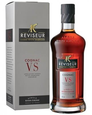 Reviseur Cognac VS 40% 0,7L, cognac, DB