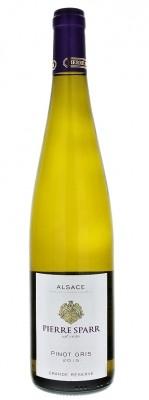Pierre Sparr Grande Réserve Pinot Gris 0,75L, AOC, r2015, bl, plsu