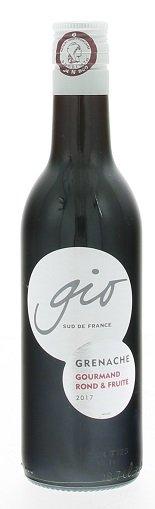 Gérard Bertrand Gio Rouge 0,187L, IGP, r2017, cr, su