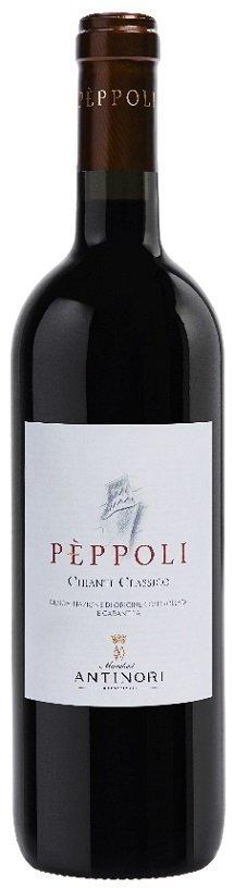 Antinori Péppoli Chianti Classico 0,75L, DOCG, r2018, cr, su