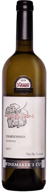 Mrva & Stanko Winemaker's Cut Chardonnay Čachtice 0,75L, r2017, nz, bl, su