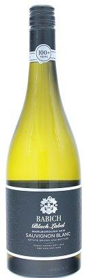 Babich Black Label Sauvignon Blanc 0,75L, r2019, bl, su, sc