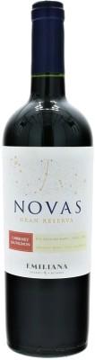 Emiliana Novas Cabernet Sauvignon, Gran Reserva, BIO 0,75L, r2015, cr, su