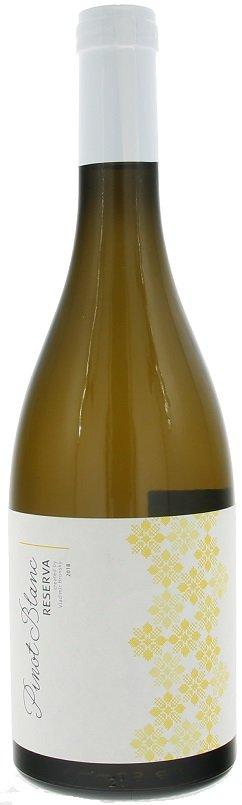 Vladimír Hronský Pinot Blanc Reserva 0,75L, r2018, vin, bl, su, sc