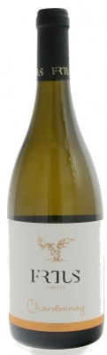 Frtus Winery Chardonnay Wood Limited 0,75L, r2018, ak, bl, su