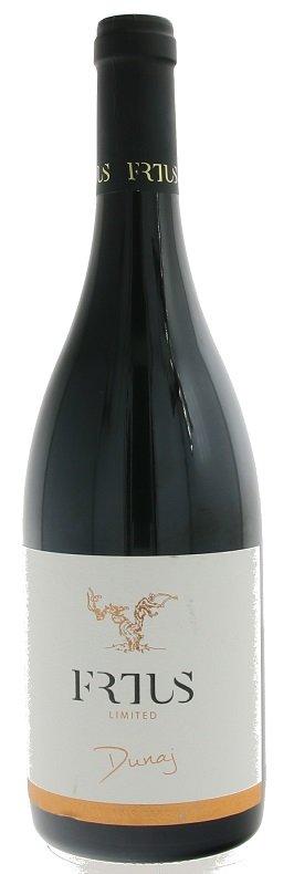 Frtus Winery Dunaj Limited 0,75L, r2018, ak, cr, su