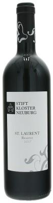 Stift Klosterneuburg St. Laurent  Reserve Tattendorf 0,75L, PDO, r2017, cr, su