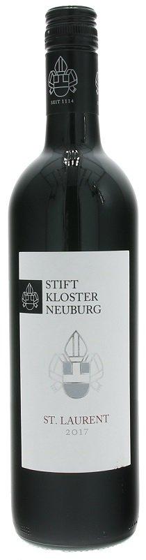 Stift Klosterneuburg St. Laurent Classic Tattendorf 0,75L, PDO, r2017, cr, su, sc