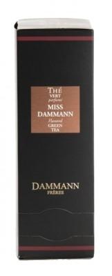 Dammann Fréres Sachets Miss Dammann - zelený čaj, ochutený, 24 x 2 g,  3499,zelcaj, krsac HB