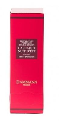 Dammann Fréres Sachets Nuit D´Eté, 24 x 4 gr.  7914,ovocaj, krsac HB