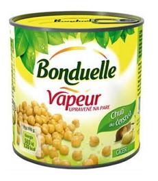 Bonduelle Vapeur Cícer 425 ml,ko