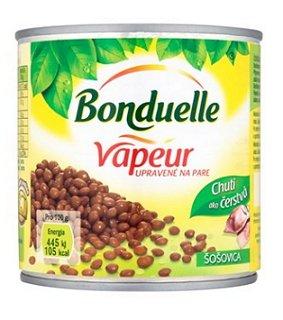 Bonduelle Vapeur šošovica 425 ml,ko