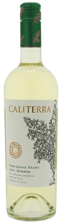 Caliterra Reserva Sauvignon Blanc 0,75L, r2019, bl, su