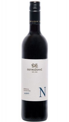 J&J Ostrožovič Abbrevio Collection Nobis 0,75L, r2018, ak, cr, su