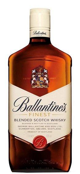 Ballantine's Finest Scotch whisky 40% 0,7L, whisky