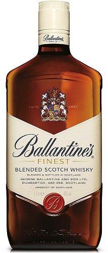 Ballantine's Finest Scotch whisky 40% 1L, whisky
