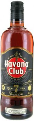 Havana club Anejo 7 anos Rum 40% 0,7L, rum