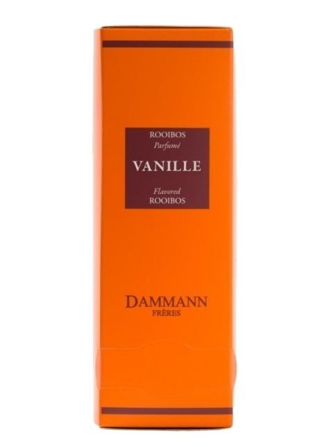 Dammann Fréres Sachets Rooibos Vanille, 24 x 2 g, 8204,cervcaj, krsac HB