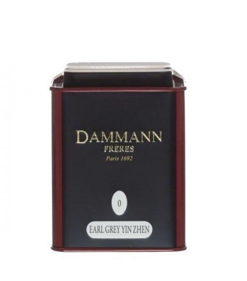 Dammann Fréres La Boite Earl Grey Yin Zhen N°0, 100 g,  6745,ciercaj, plech