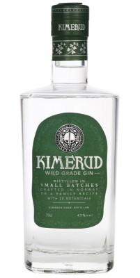 Kimerud Wild Grade Gin 47% 0,7L, gin