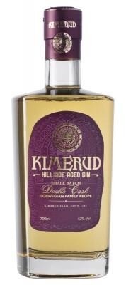 Kimerud Hillside Aged Gin 42% 0,7L, gin