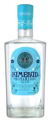 Kimerud Botanisk Gin 42,2% 0,7L, gin