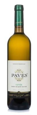 Pavelka Paves, barrique cuvée 0,75L, r2015, ak, bl, su