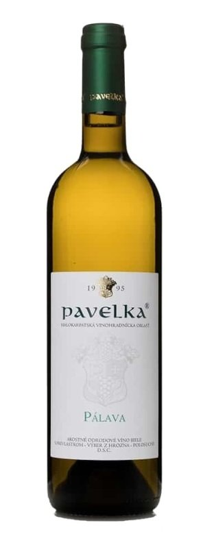 Pavelka Pálava 0,75L, r2019, vzh, bl, plsu