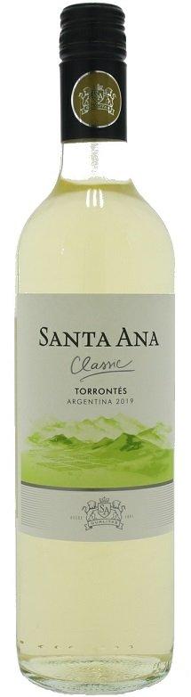Santa Ana Torrontés 0,75L, r2019, bl, su
