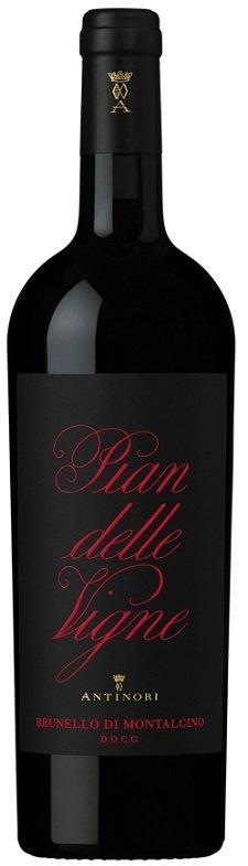 Pian delle Vigne Brunello di Montalcino 0,75L, DOCG, r2015, ak, cr, su
