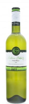 Pavelka Château Zumberg Pinot Blanc 0,75L, r2019, ak, bl, plsu, sc