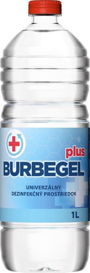 Burbegel Burbegel plus - Univerzálny dezinfekčný prostriedok 1L, PET