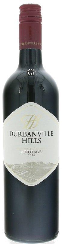 Durbanville Hills Pinotage 0,75L, r2016, cr, su, sc