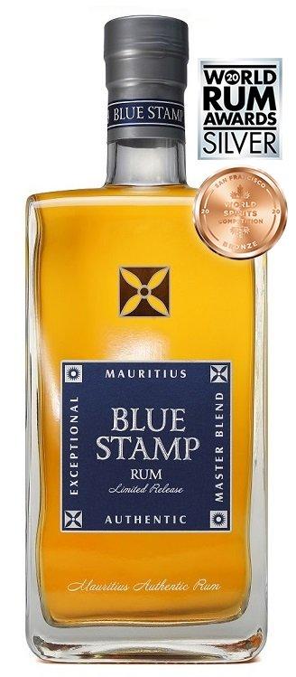 Blue Stamp 42% 0,7L, rum