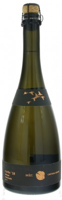 Chateau Rúbaň sekt Cuvée 0,75L, r2018, skt trm, bl, brut