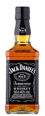 Jack Daniel's Tennessee whiskey 40% 0,5L, whisky