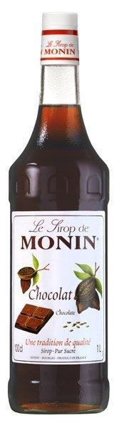 Monin Chocolate (čokoláda) 1L, sirup