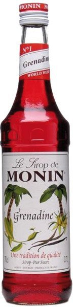 Monin Grenadine 1L, sirup