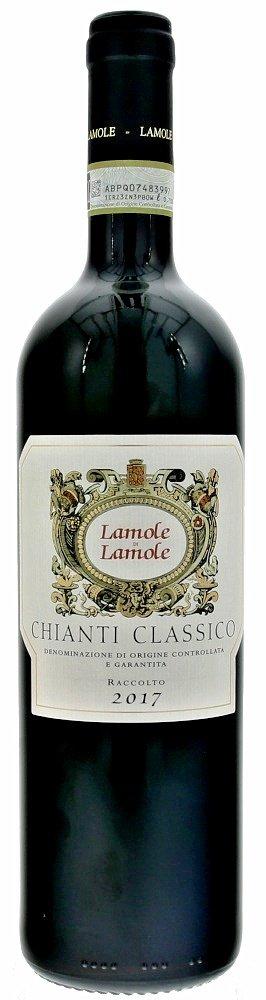 Lamole di Lamole Chianti Classico 0,75L, DOCG, r2017, cr, su