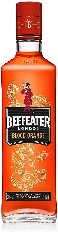 Beefeater London Blood Orange gin 37,5% 0,7L, gin