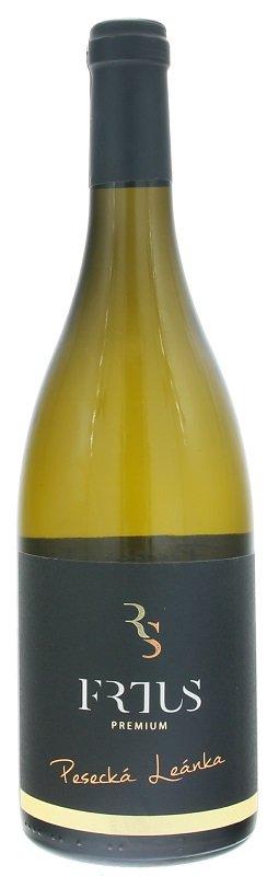 Frtus Winery Pesecká Leánka Premium 0,75L, r2019, ak, bl, su