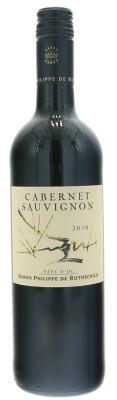 Rothschild Pays d'Oc Varietals Cabernet Sauvignon 0,75L, IGP, r2019, cr, su, sc