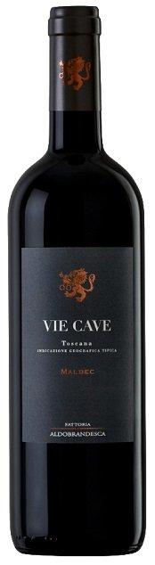 Aldobrandesca Vie Cave Maremma Toscana 0,75L, IGT, r2018, cr, su