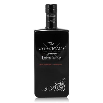Botanical´s Premium London dry gin 42,5% 0,7L, gin